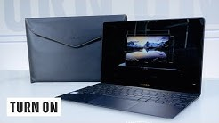 Das perfekte Ultrabook? // Asus Zenbook 3 - TURN ON Tech