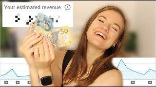 How Much Money I Make With 20k Subscribers $$$