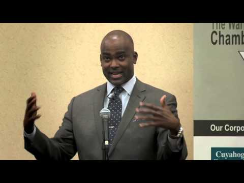 WHACC Luncheon: Terrell Dillard, Jan-Pro Cleaning Systems