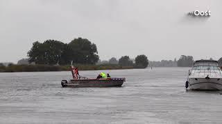 Schippers onwel op boot in Zwolle door lekkage van koolmonoxide