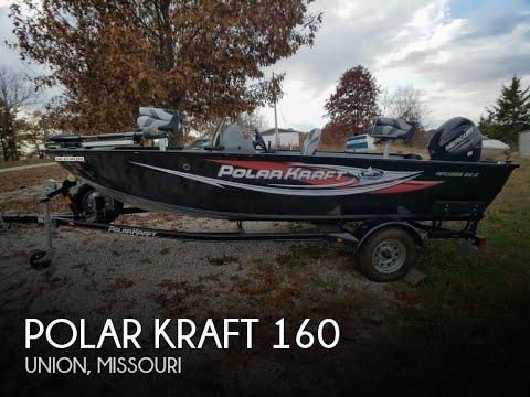 [UNAVAILABLE] Used 2016 Polar Kraft Outlander 160SC In Union, Missouri
