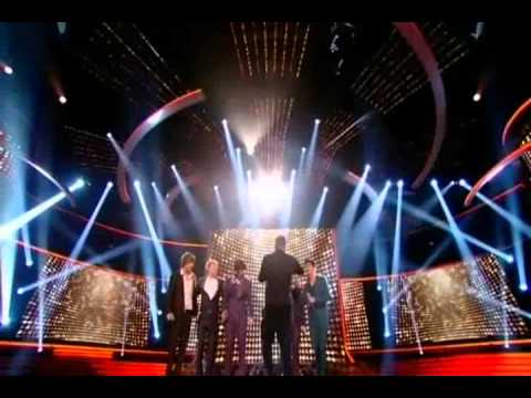 One Direction X Factor Journey Pt 5  Chasing Cars through Elimination