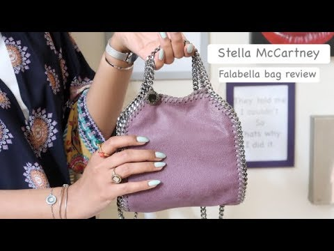 1a308d0ce0131 Stella McCartney Mini Falabella bag review 2018