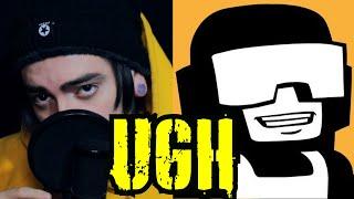 Friday Night Funkin - UGH (SONG) TANKMAN // week 7