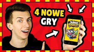 ⭐️ 4 NOWE, SUPER GRY na TELEFON!