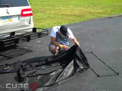 a163590738f 2CubeIt Rear Carrier Bag Setup Instructions   Preview - YouTube