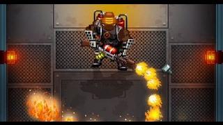 Game Deets - 【ゲームレビュー】『エビルファクトリー』B5「ボイラー室の炎」アルフォンゾ戦