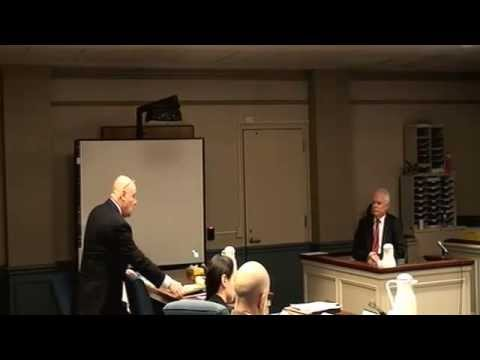 Stangeland Trial - Charles Scammell Testimony - Part 1 - 4/15/15