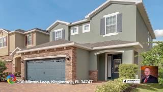 230 Minton Loop, Kissimmee, FL 34747