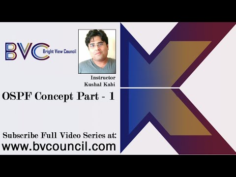 12-OSPF CONCEPT PART - 1-- Ccnp in bengali