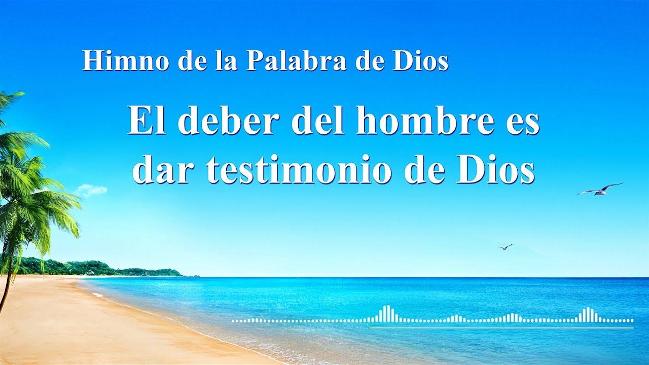 Canción cristiana   El deber del hombre es dar testimonio de Dios