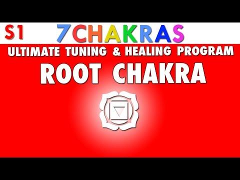 Root Chakra - Ultimate Tuning and Healing Program