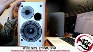 Edifier R1280T Bookshelf Speaker Review - Only $100?!