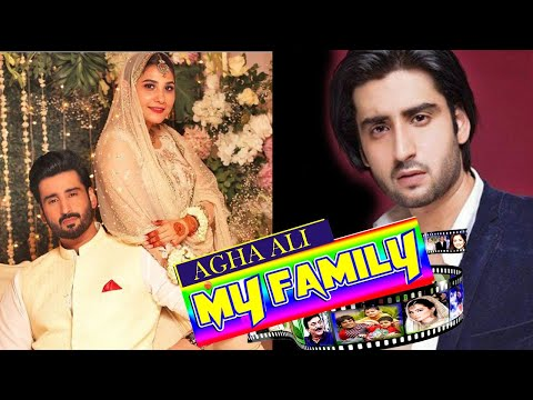 ACTOR AGHA ALI  COMPLETE FAMILY INFORMATION 2020