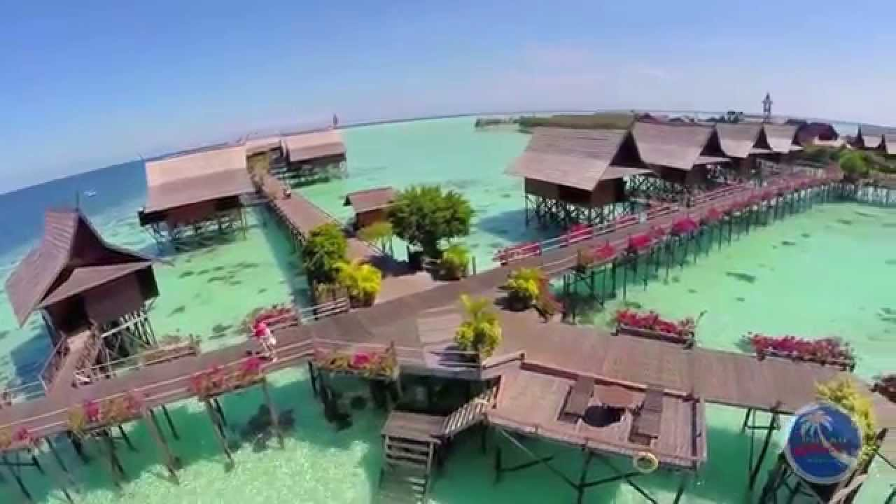 Sipadan dive kapalai resort malaysia borneo youtube - Kapalai dive resort price ...