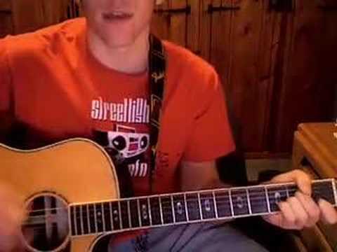 "Damien Rice ""9 Crimes"" acoustic cover"