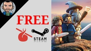 ❌ (ENDED) FREE Steam Game - LEGO The Hobbit
