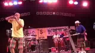 Micky  @ fosbaron Festival 2008 Bandi legal