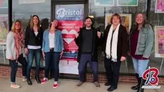 Bristol Art Squad: Operation Storefront Art