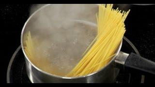 Как правильно отварить макароны (спагетти) / от шеф-повара / Илья Лазерсон / Обед безбрачия