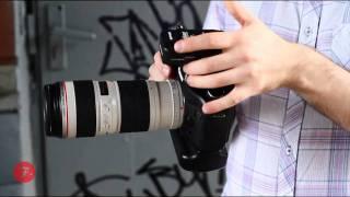 видео Подробно про объектив и матрицу цифрового фотоаппарата