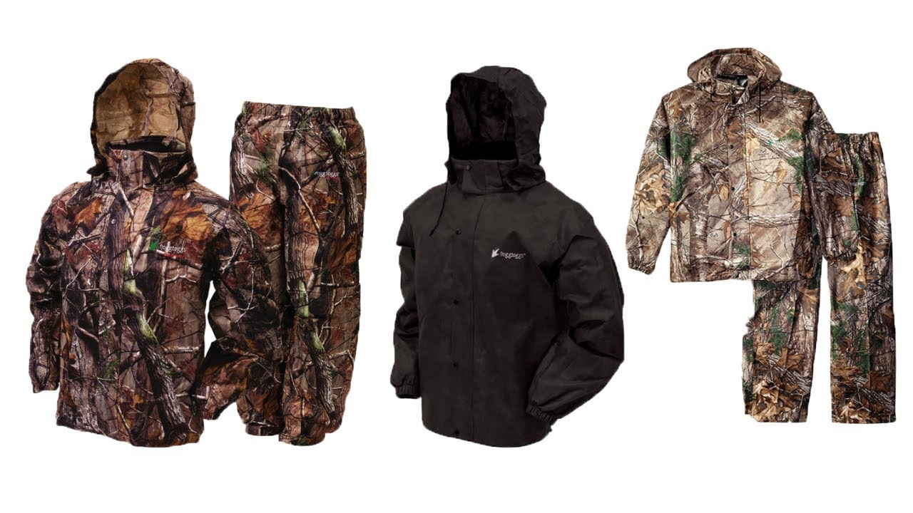 9aed3f1702bbb 11 Best Hunting Rain Gear 2019 - Buyer's Guide