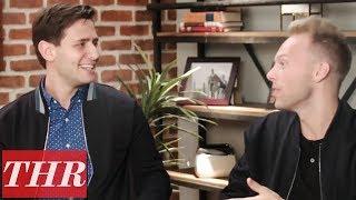 Meet Oscar Nominees Benji Pasek & Justin Paul of 'The Greatest Showman'   THR