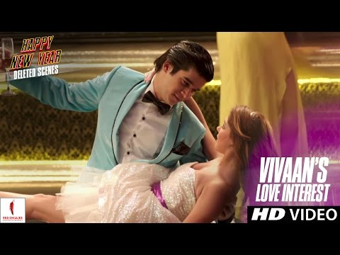 Happy New Year | Vivaan's Love Interest | Deleted Scene | Vivaan Shah, Shah Rukh Khan