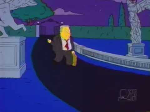 The Simpsons - More bread than a prison meatloaf
