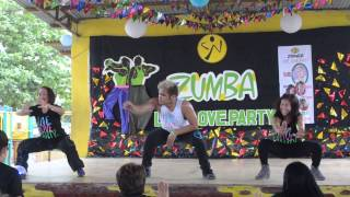 Warmup | Zumba® Fitness with ZIN Divinee | The Divine Moves