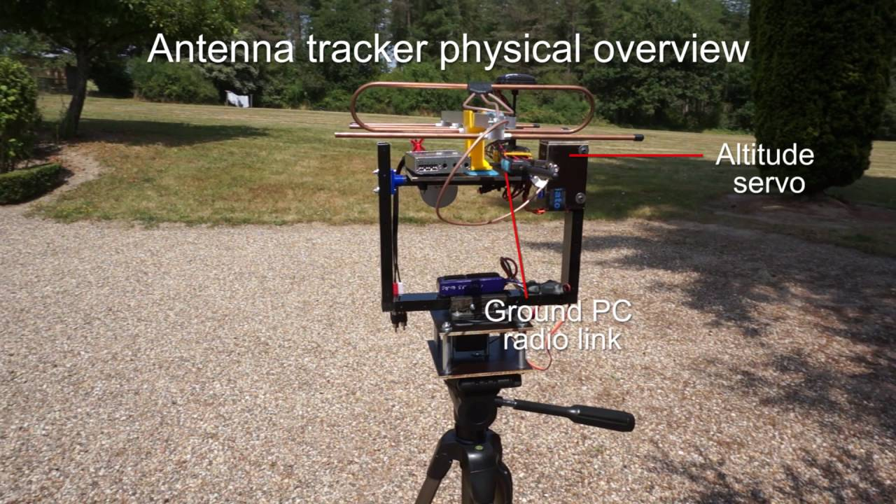 AntennaTracker Home — AntennaTracker documentation