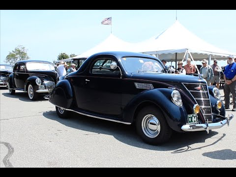 Lincoln Zephyr Owners Club At Ohtm Youtube