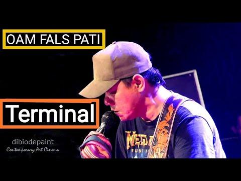 Franky Sahilatua & Iwan Fals - Terminal (Cover) OAM FALS PATI