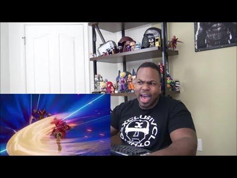 Marvel vs Capcom: Infinite – Mster Hunter Gameplay Trailer  PS4  REACTI!!!