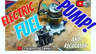 FUEL PUMP! Install How to! Speedmaster79 F100 C10