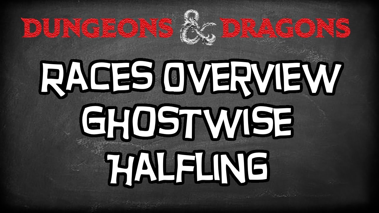Dungeons & Dragons 5e Races Tutorial