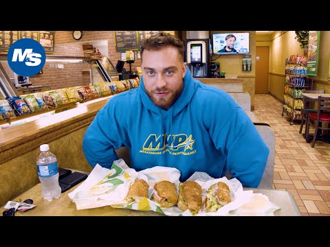 🥪 Cheat Meals With Pro Bodybuilders 🥪 | Chris Bumstead's Favorite Cheat Meal
