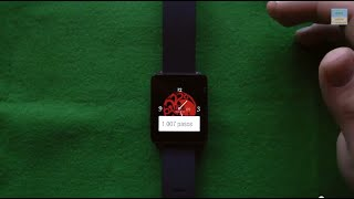 Review LG G Watch por PSN Andy y Lucas
