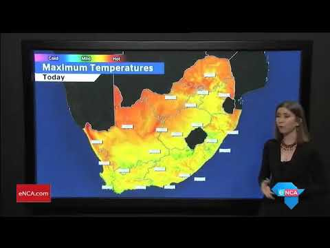 eNCA Weather Midday | 14 August 2017