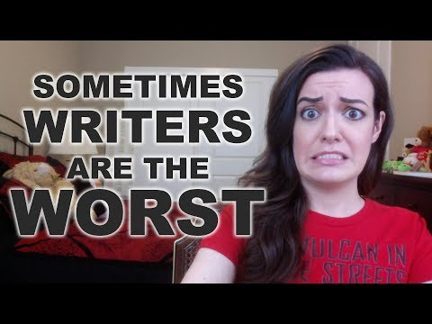 10 Worst Types of Writers