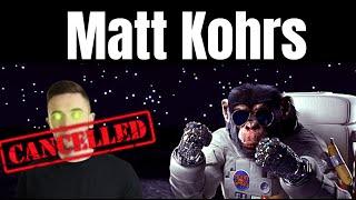 Matt Kohrs Just Got CANCELED. This Needs To Stop