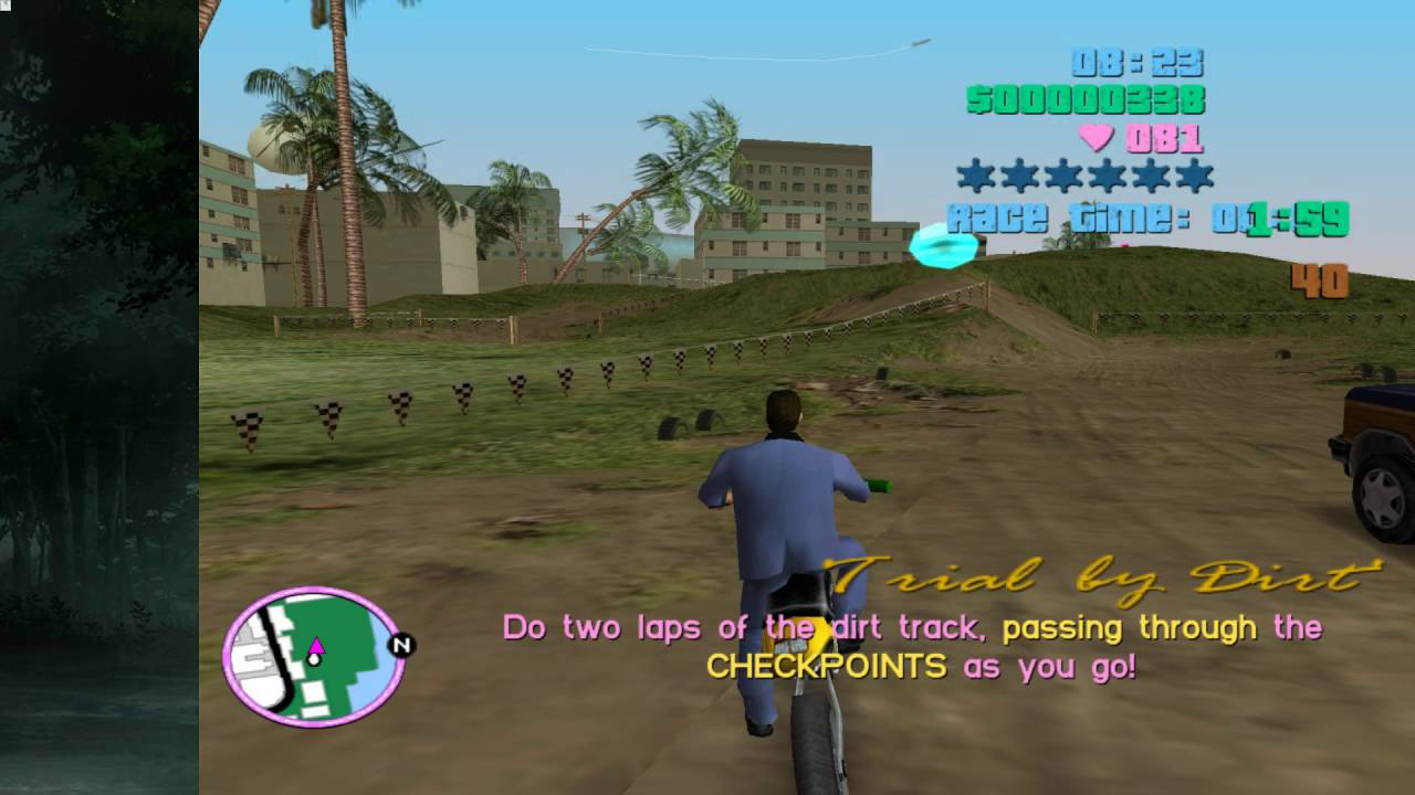 Grand Theft Auto: Vice City - Forum - Trial By Dirt taxi