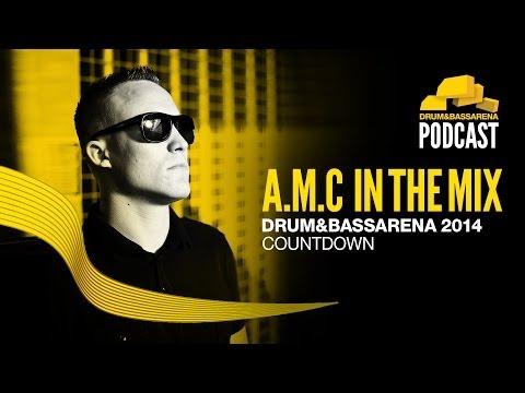 A.M.C - Drum & Bass Arena 2014 Album Mix