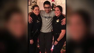 How a bullied teen changed the lives of two Denver officers