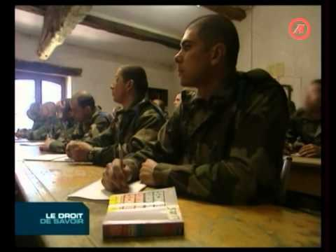 French Foreign Legion: Legion Etrangere - Les Recrues de la Seconde Chance