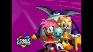Sonic Heroes - Team Rose Theme song