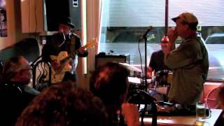 "The Legendary Brothers: Rick & Steve Taylor: ""Rattlesnake Blues"", Niagara Falls, 2013"