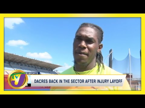 Dacres Back After Injury Layoff