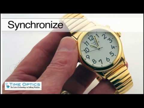 Product instructions time optics | talking watches ladies & mens.