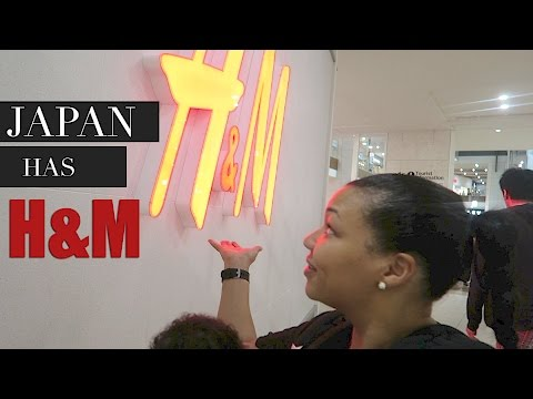 H&M OPENS IN OKINAWA JAPAN & I'M EXCITED + UNICORN FRAPPE!! DAILY VLOG APRIL 20, 2017